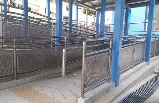railing singapore
